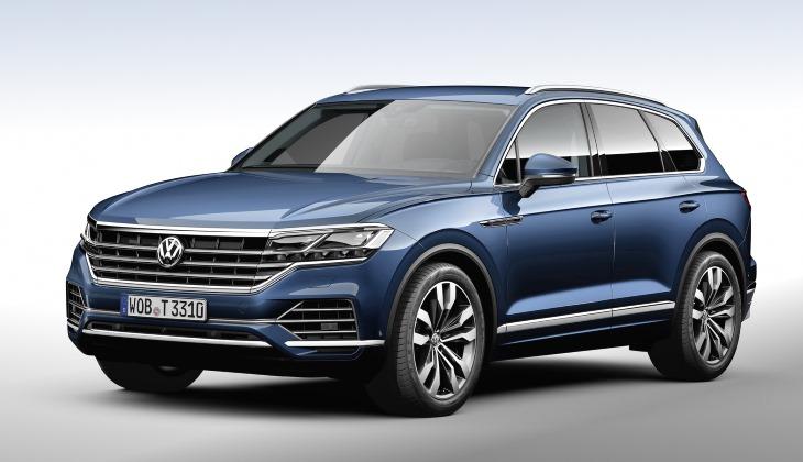 Новый Volkswagen Touareg 2019 рассекречен полностью