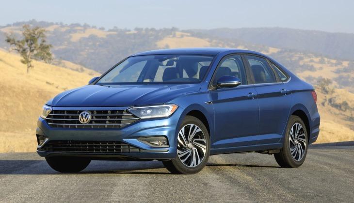 Volkswagen Jetta нового поколения