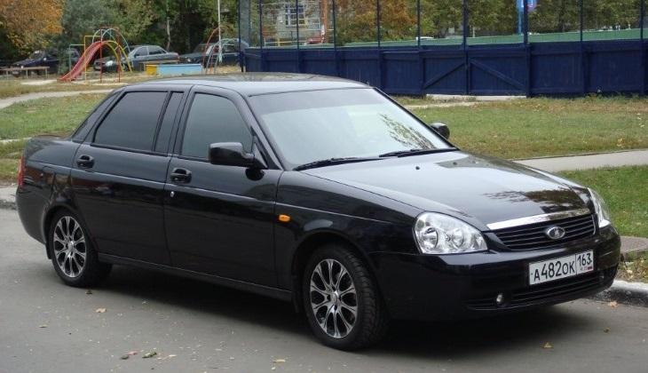 Ещё одна редкая модификация — удлинённый седан ВАЗ-21708 «Премьер»
