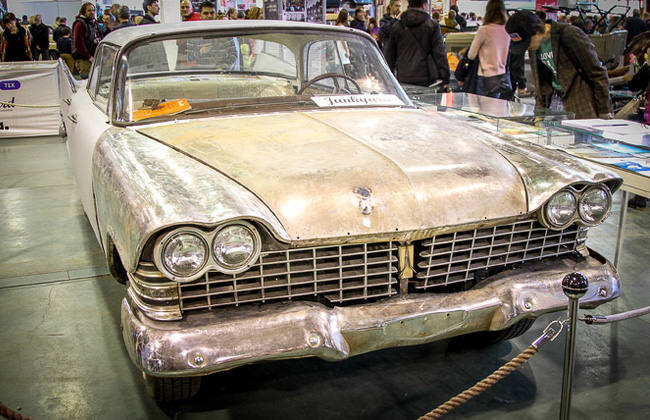 Plymouth Belvedere