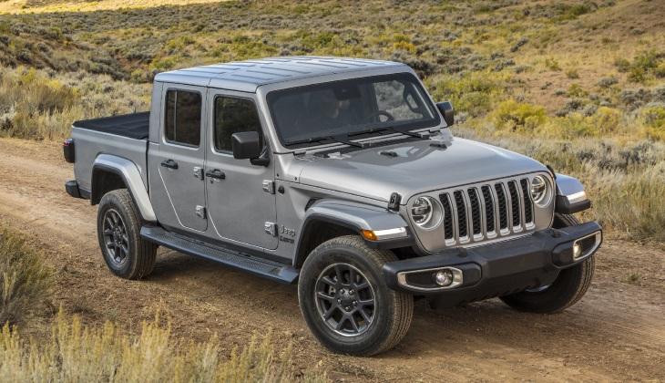 Фото Jeep Gladiator 2020 появилось в Сети до официальной презентации