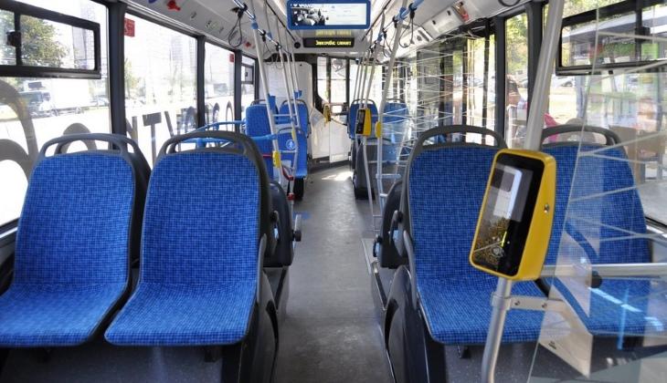 Машина рассчитана на перевозку 85 пассажиров, в салоне — 30 мест для сидения