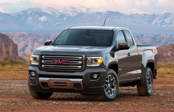 ����� GMC Canyon ������ ��������� ����������� ����������