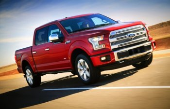 Ford ���������� ����� ��������� ������ F-150
