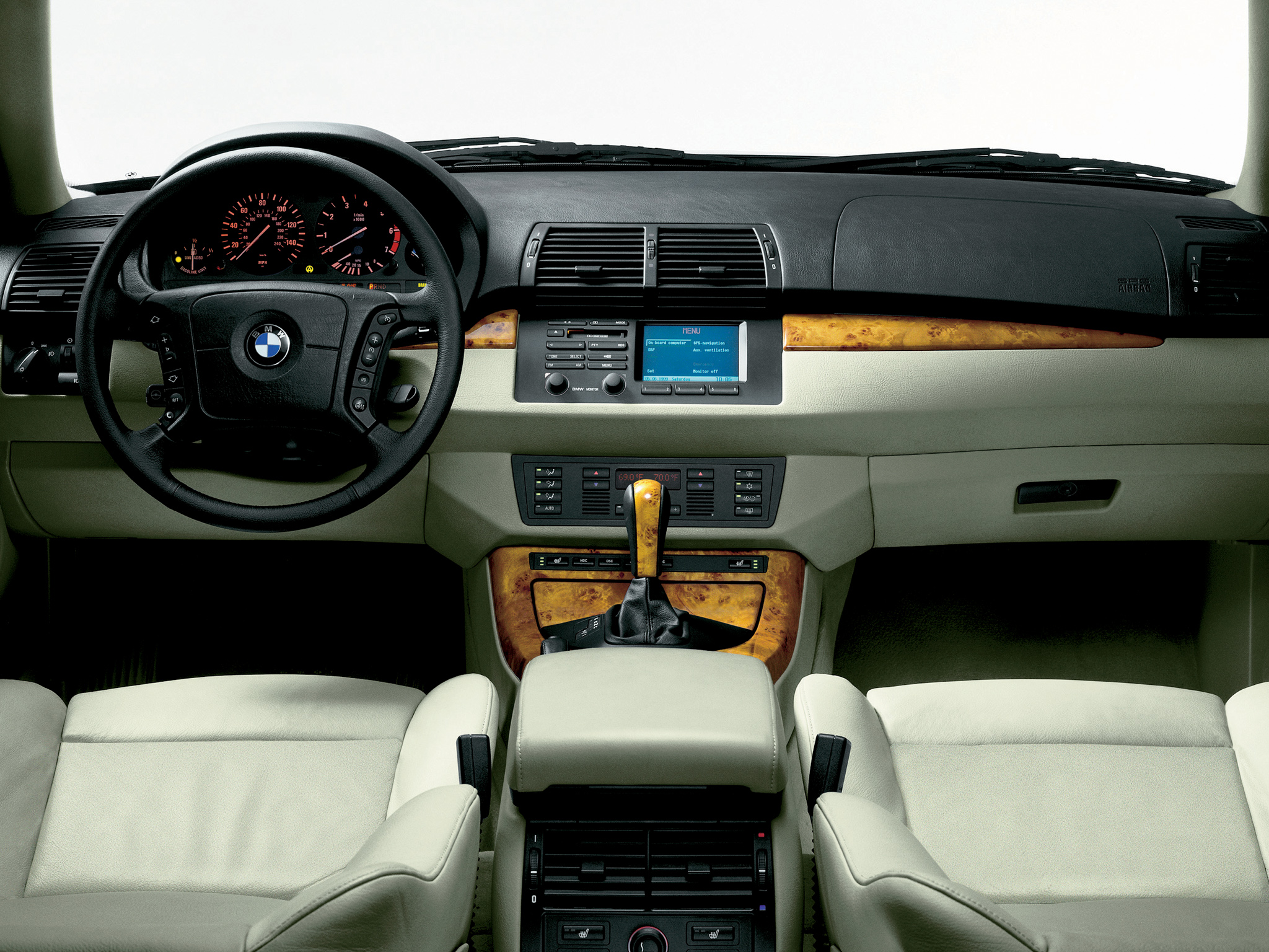 Bmw x5 x5 for Interieur 2000