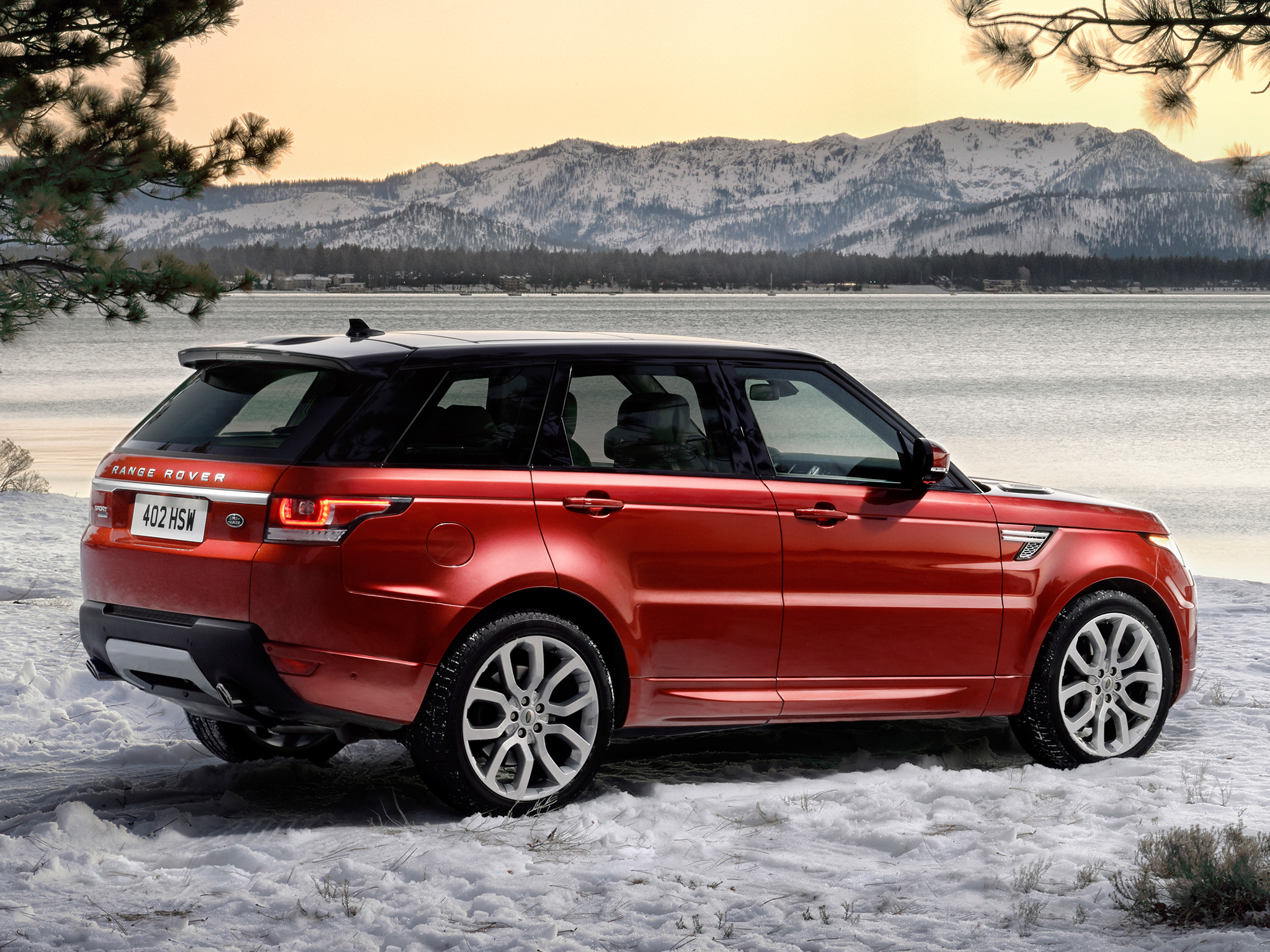 Used 2014 Land Rover Range Rover Sport For Sale  CarGurus