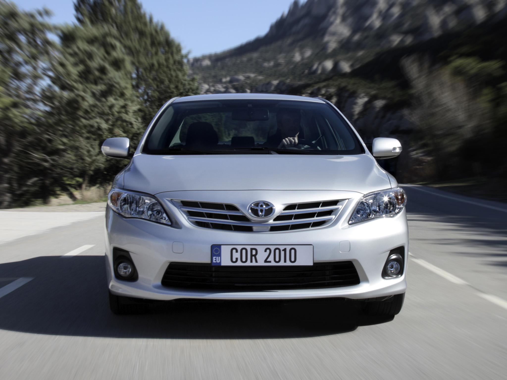 Горячий сезон от Toyota!