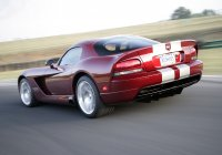 Dodge Viper SRT10 Coupe