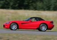 Dodge Viper SRT10 Convertible
