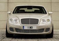 Bentley Continental Flying Spur, 2008