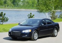 Chrysler Sebring, 2003