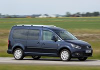 Volkswagen Caddy Maxi, 2010