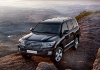 Toyota Land Cruiser 200, 2011