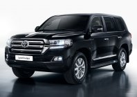 Toyota Land Cruiser 200, 2015