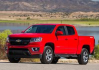 Chevrolet Colorado (USA), 2014