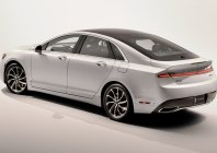 Lincoln MKZ, 2016