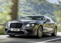 Bentely Continental Supersports