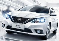 Nissan Sylphy, 2016