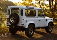 Land Rover Defender 90, 2007