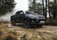 Toyota Hilux Invincible 50 Chrome