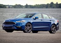 Ford Fusion (US), 2016