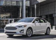 Ford Fusion (US), 2018