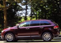 Lincoln MKX, 2010