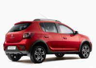Renault Logan Stepway City