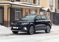 Geely Emgrand X7, 2019