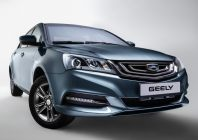 Geely Emgrand 7, 2018
