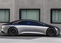 Mercedes-Benz Vision EQS