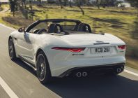 Jaguar F-Type, 2020