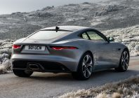 Jaguar F-Type Coupe, 2020