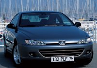 Peugeot 406 Coupe, 2003