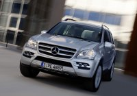 Mercedes-Benz GL-класса, 2009