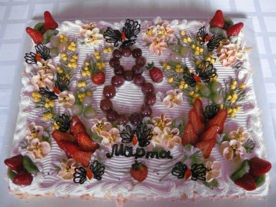 Картинки тортов к празднику 8 марта в англии
