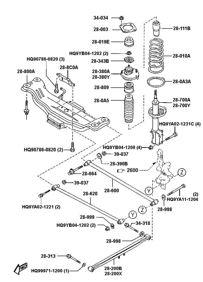 Замена ступицы меган 2 схема