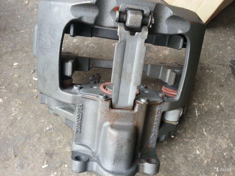 Тормозная система автомобилей Валдай ГАЗ-3310, ГАЗ 46