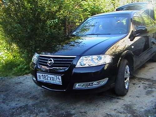 отзыв об автомобиле nissan almera 2006