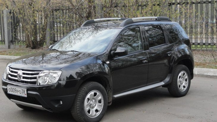 Renault Duster (2013 г.)