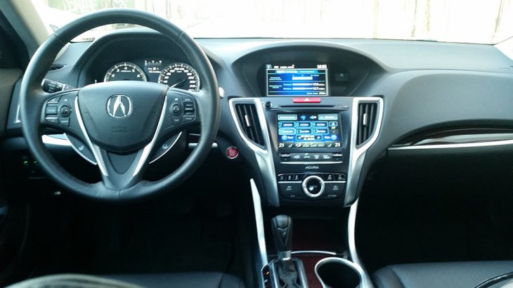 Acura TLX (2014 г.)
