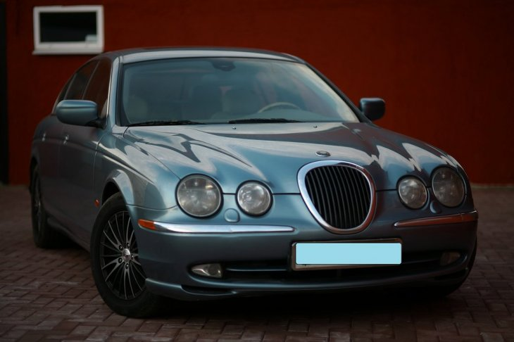 Jaguar S-type (2001 г.)