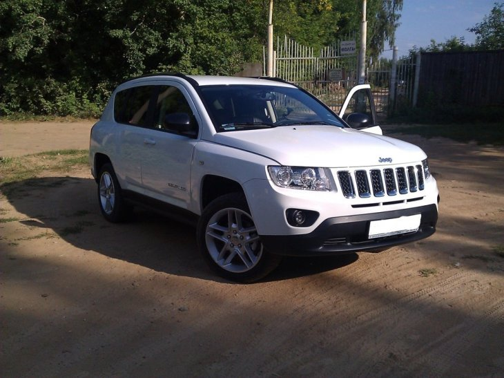 Jeep Compass (2011 г.)