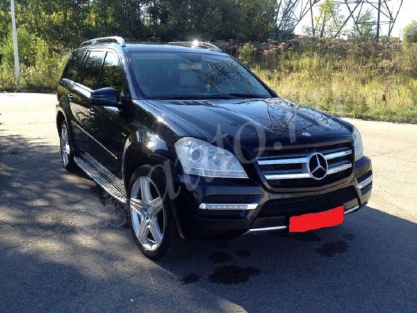 Mercedes-Benz GL350 (2011 г.)