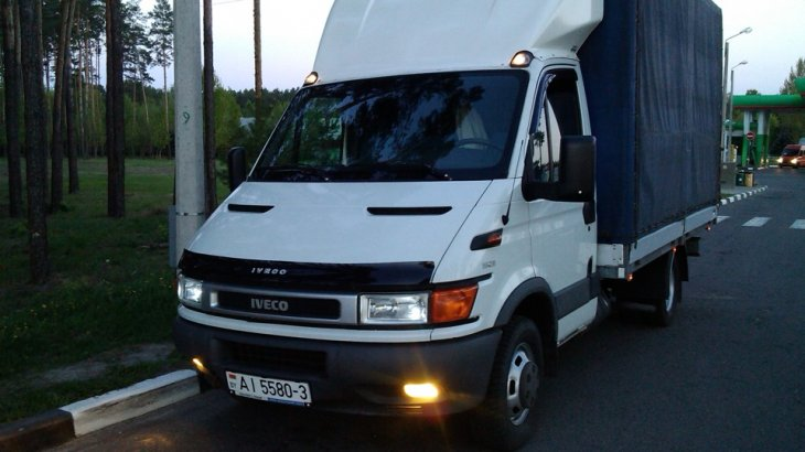 Iveco Daily 35C13 (2002 г.)