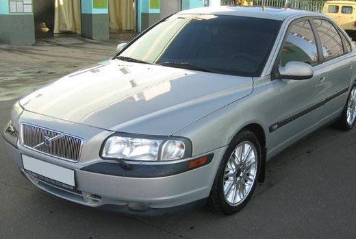 volvo s80 t6 2003 отзывы