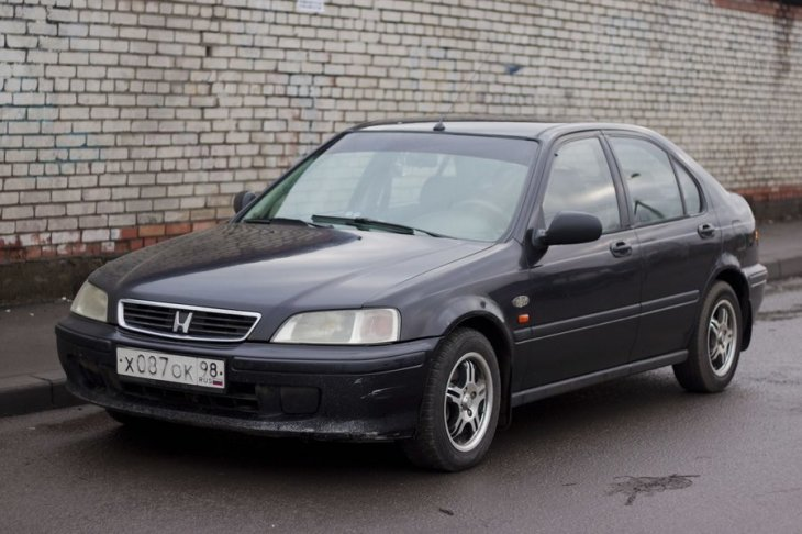 Honda Civic (1997 г.)