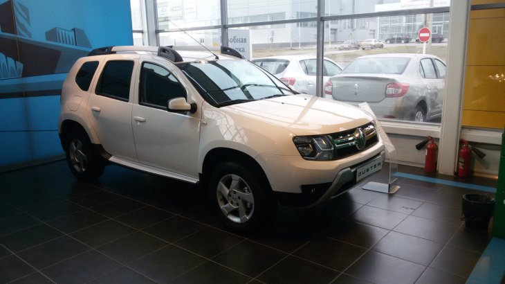 Renault Duster (2015 г.)
