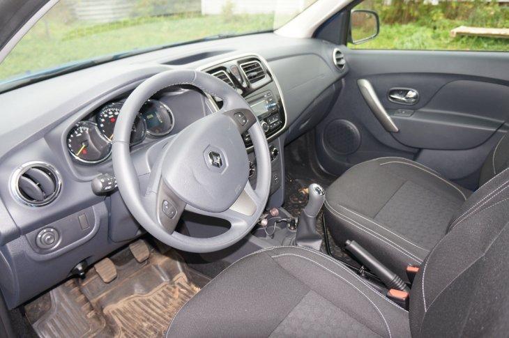 Renault Logan (2021 г.)