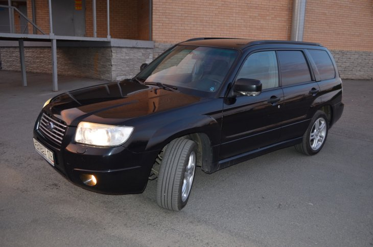 Subaru Forester (2007 г.)